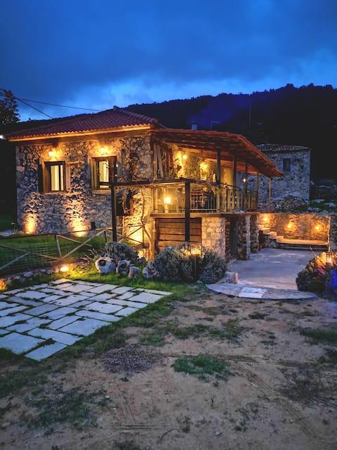 Kalamata Messinia Cozy Country House Mountain View