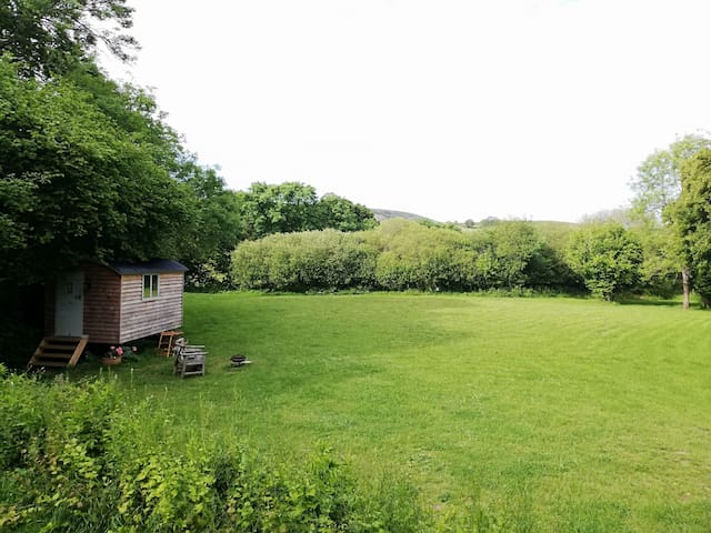 Dorset Woodland Retreats Bulls Horn Shepherd's Hut