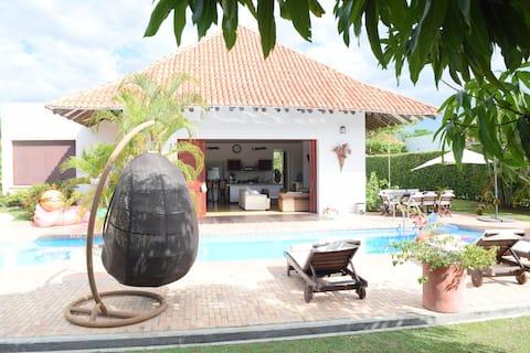 Espectacular Casa Campestre en Hacienda Sumapaz!!!
