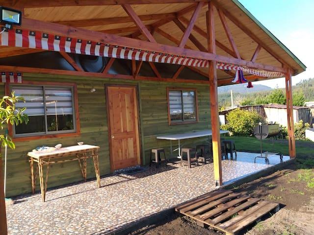 Cabaña Don Tito III - Buchupureo