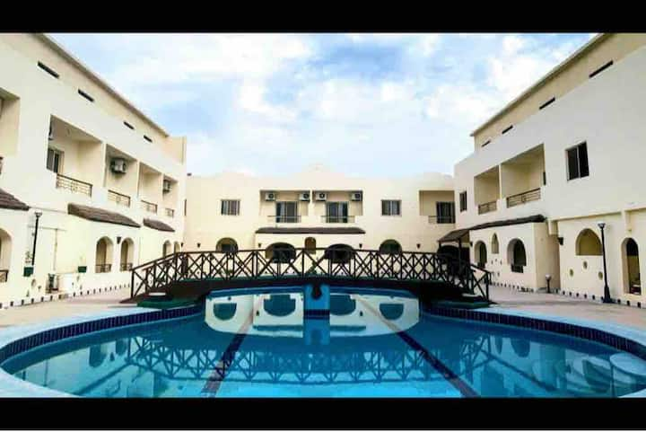 Blue House Resort, Exclusive 2 Bedrooms Apartment