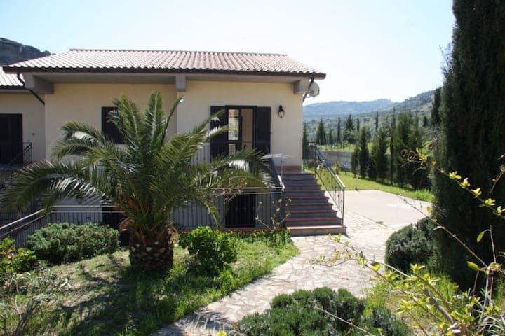 Villa Maria Castel di Tusa