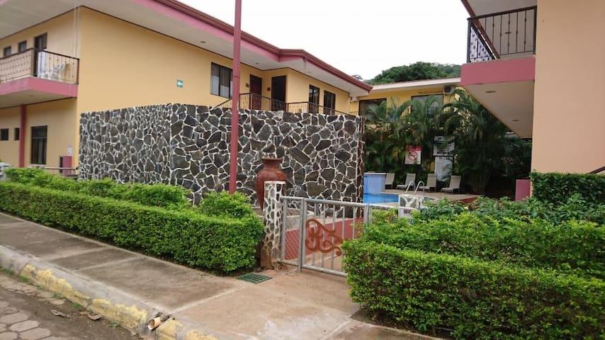 Villas Nacazcol suite totalmente equipada