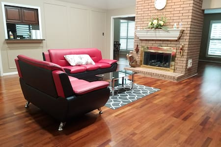 Elegant private room Pearland nr Airport, shopping