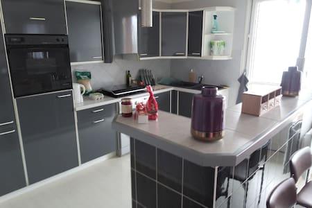 Joli appartement près de la Valserine