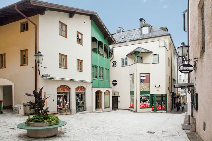 Comfortable Apartment in Zell am See near Forest