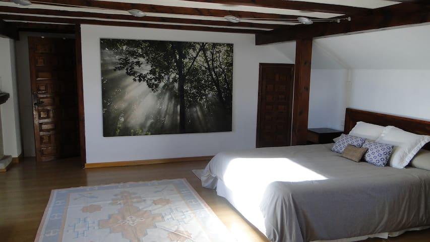 Miraflores de la Sierra. P.N. de Guadarrama
