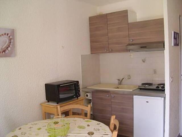 Agréable appartement a Barcelonnette - Barcelonnette - Apartment