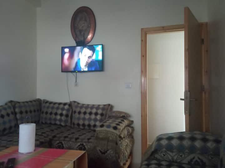 شقة مريحة ونضيفة ومميزة
