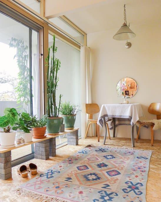 Apartments For Rent In Portland Oregon: Midcentury Artist Apartment