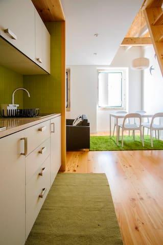 Tagus Apartment - 5th Floor