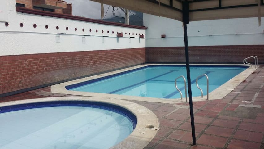 Room with Pool Access