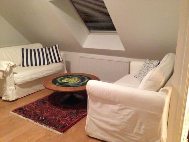 Trerummare - på landet men ändå nära stan - Malmö - Apartment