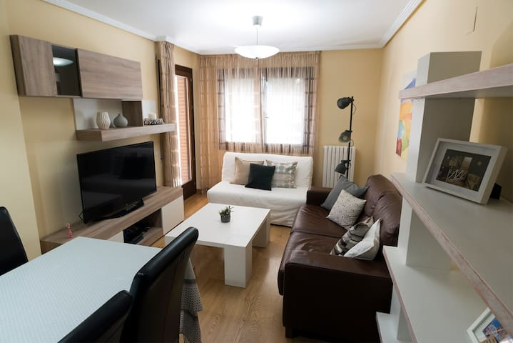 Room in apartment at city center - Zaragoza - Lägenhet