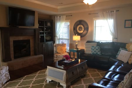Beautiful Home on One Acre in NW Arkansas - Springdale - Casa