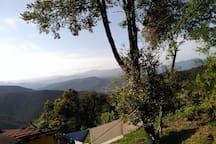 paisaje del lugar