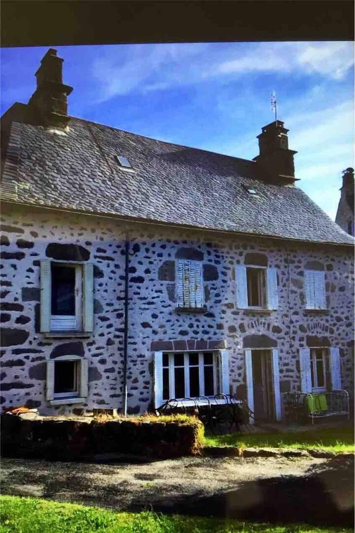 Vieille maison rustique