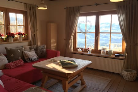 Cosy Country Chalet! SKI IN- SKI OUT - Westendorf