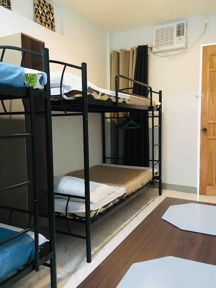 4-Bunk Bed Dorm Room with Breakfast (A)