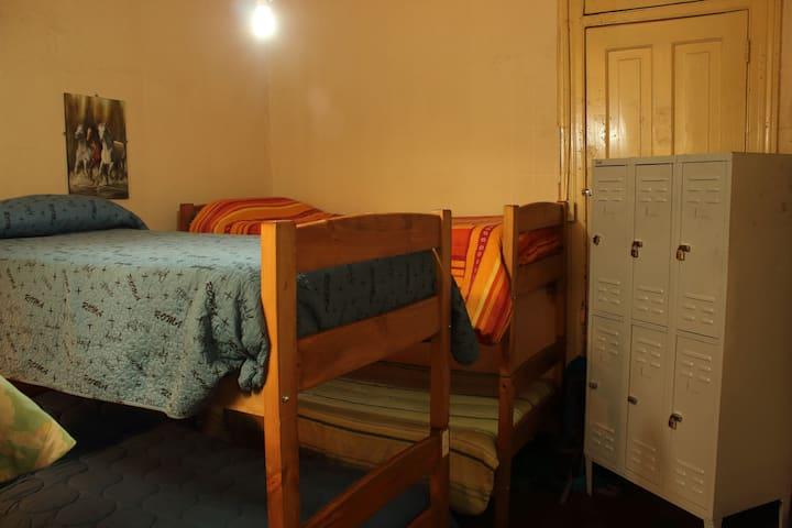 Habitación en Valparaíso Económica