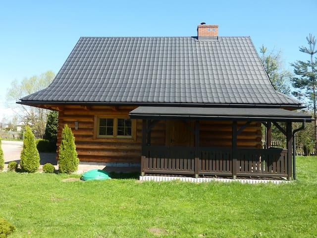 Domek góralski z kominkiem - Czarny Dunajec - Dom