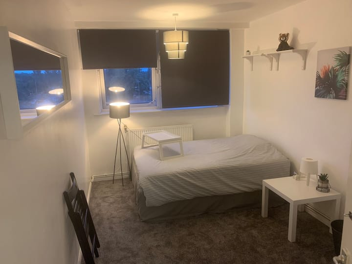 Newly Refurbished room in Highrise