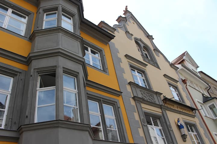 Charming apartment in the old town,Lindau Island