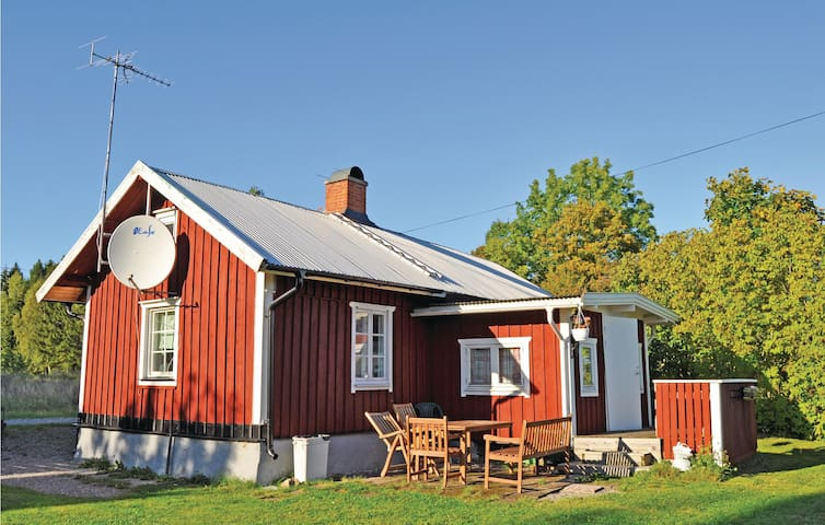 Holiday cottage with 1 room on 51m² in Grästorp