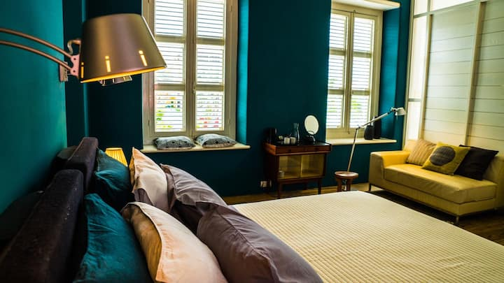 The most beautiful place to stay on Curacao (Upper floor suite)