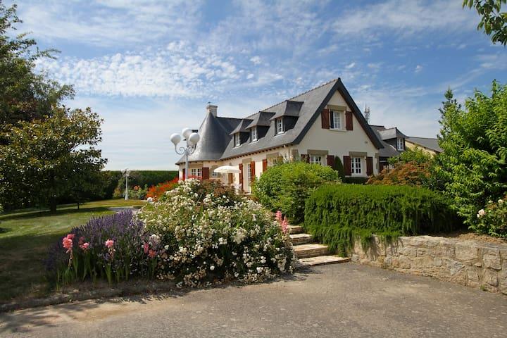 Villa Saint Malo 24 persons - Saint-Jouan-des-Guérets - House