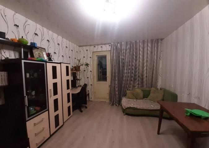 1-ая квартира, 44 м², 6\6 эт.