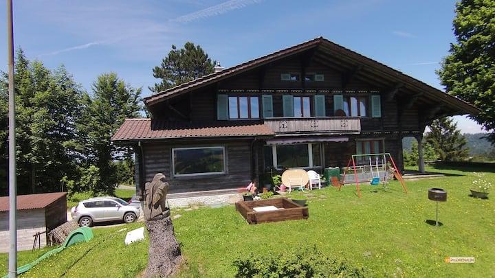 Ferienstudio Lüderenalp