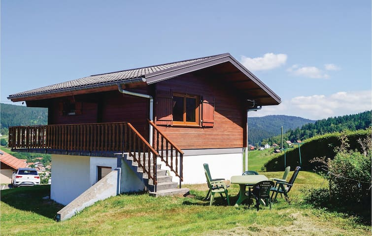 Holiday cottage with 3 bedrooms on 75m² in Xonrupt-Longemer