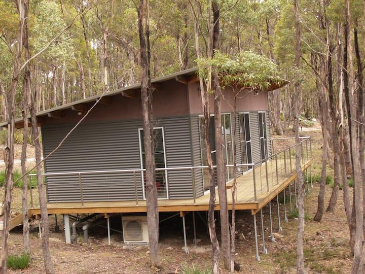 Bennett's Wallaby cabin, C. Peaks