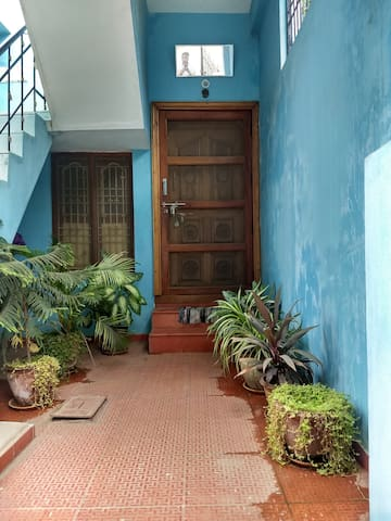 Private & Peaceful House Near Ramana with WIFI