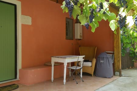 Two-room apartment at 3 km from the city center - Ventimiglia