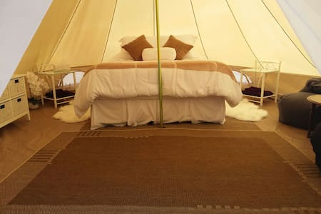 Hinterland Glamping with tranquil valley views! - Main Ridge - Teltta