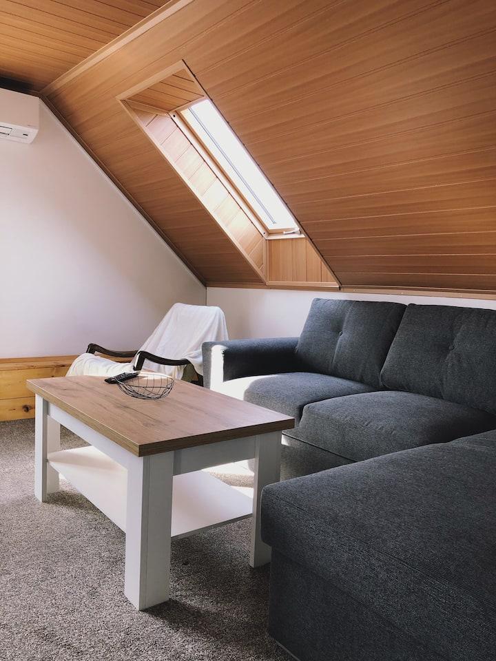Podkrovní byt Bobrová