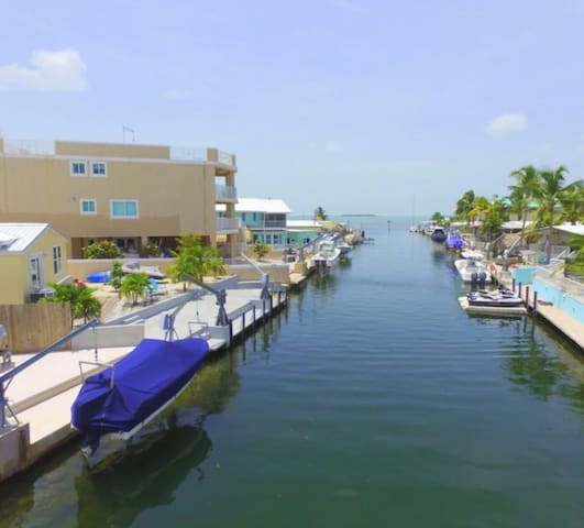 Beautifully Spacious Key West Waterfront Home
