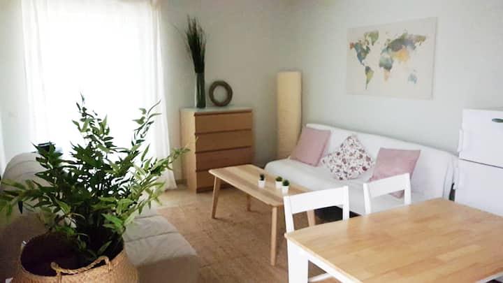 Cozy apartment in Pefkohori
