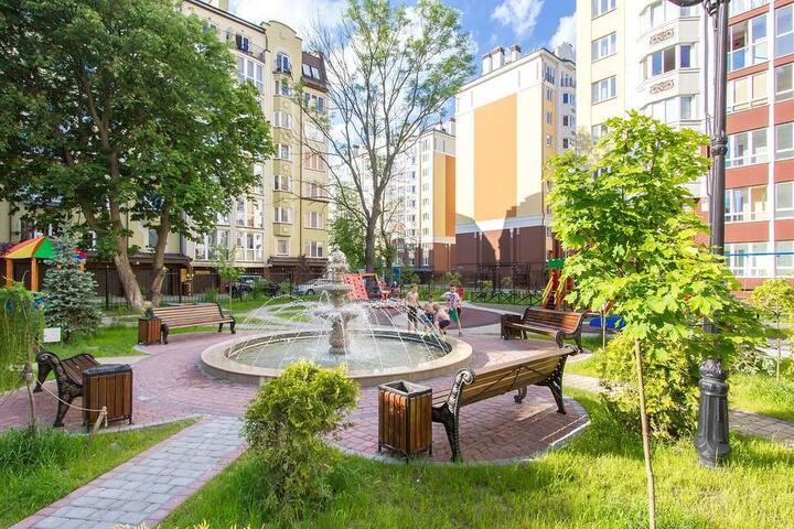 Зеленоградск Мосина 2 новый дом