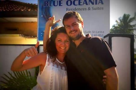 Blue Oceania Residences and suites - Habaraduwa - Apartament
