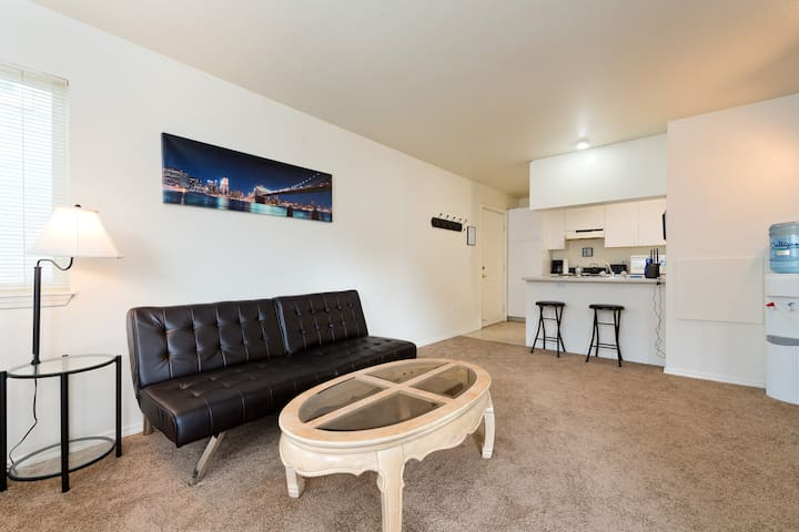 Downtown Apartment off greenbelt - Boise - Flat