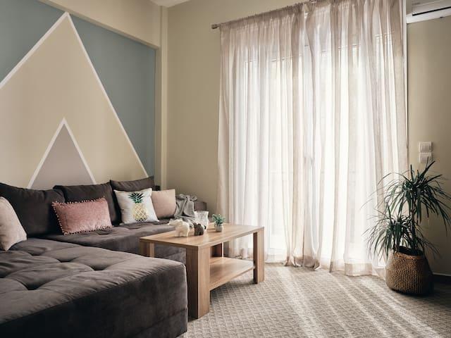 Miriam's Apartment