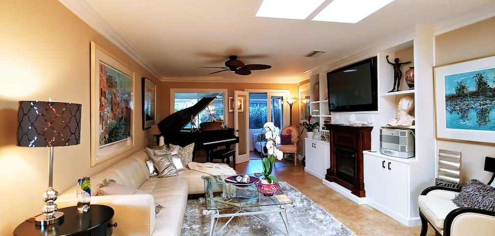 Shangri-la  Haven, resort living at its finest.