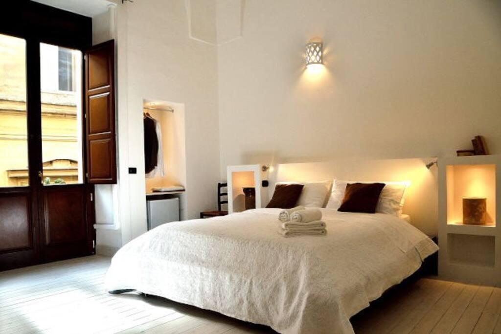 Suite / panoramica della camera