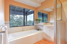 Bathroom 2 - shared by bedroom 3 and 4