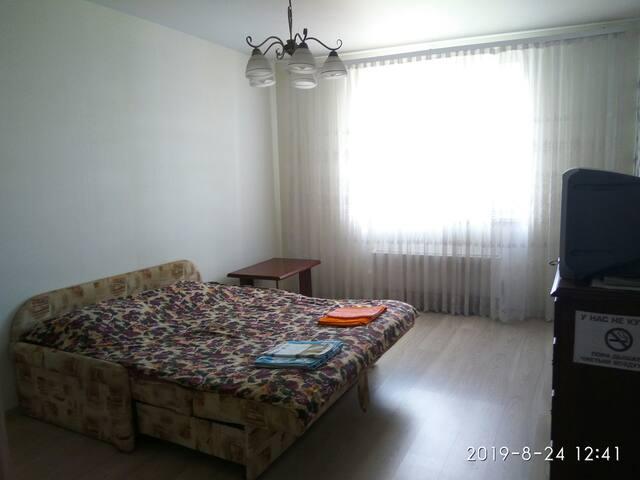 Apartment on Tsentralnaya Lobnya