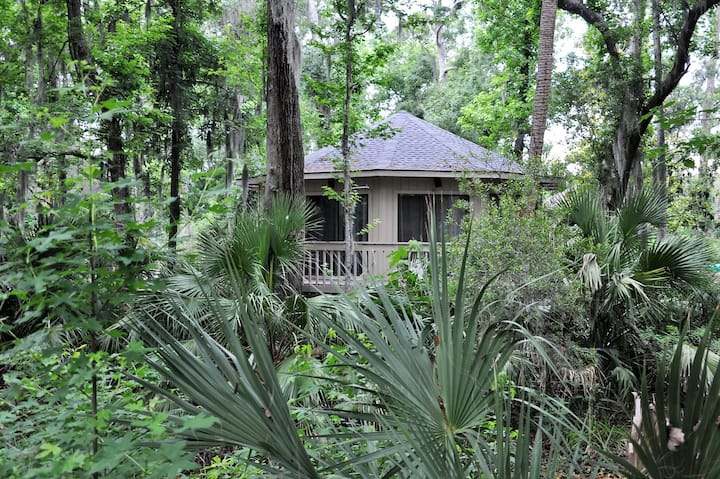 Smith Bungalow, Closest to the Beach Path.