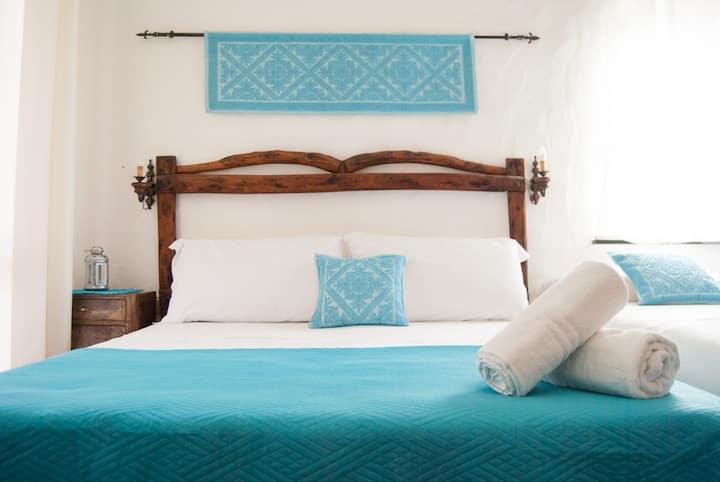 Casa Lilly: home w/garden wifi 8guests 150mt Bados